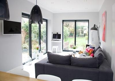 Outdoor-indoor flow | Nest Interior Design