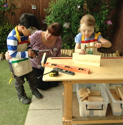 Elegant 1000 Images About Preschool Woodworking On Pinterest