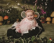 Baby Fairy   Fairy and Elf Experience at Dawber Photography
