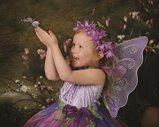 Little Fairy | Fairy and Elf Experience at Dawber Photography