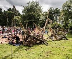 Just So Festival | Pirate Ship