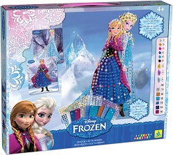 Frozen-FoamMosaics