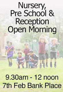 Altrincham Preparatory New Nursery Open Day 7th February