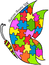 Autism Aware UK Logo