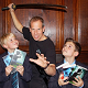 Chris Bradford Visits Manchester Grammar School