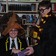 Harry Potter Celebration at SGS Library - The Sorting Hat