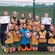 Cheadle Hulme School's U13 Hockey squad - Champions of the North, 2015