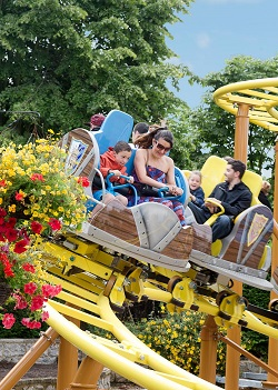 Rides at Gullivers park | Easter Family Fan Day