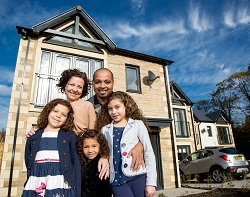 buying house for growing family