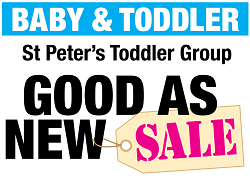 Baby Toddler Sale | St Peters, Hale