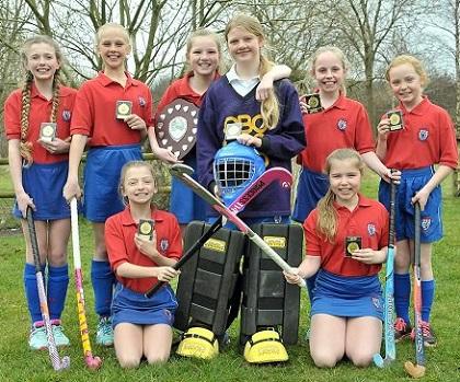 Mighty Minis Under-11 Hockey Team | Kings Junior School