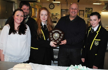 Stockport Grammar House Bake Off competition