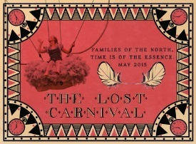 Lost Carnival May 2015 Advertisement