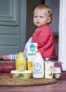 Creamline Dairies Delivers Breakfast Product Essentials.