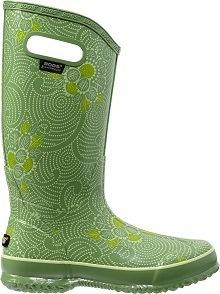 Green Rainboot Batik Wellies by BOGS®