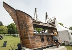 Captain Morgan Mojito Ship