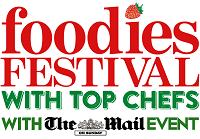 Foodies Festival 2015 Logo