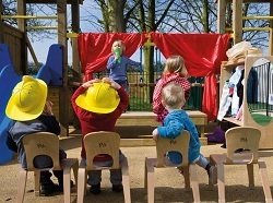 Kids Stage | Kids Country Open Day Nursery