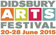 Didsbury Arts Festival 2015 Logo