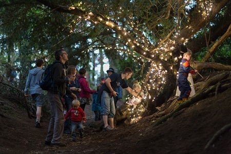 In the Spellbound Forest | Just So Festival