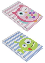 My Doodles notebooks