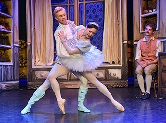 Northern Ballet Elves & Shoemaker - ballet scene 4