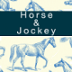 Horse and Jockey pub in Chorlton, logo