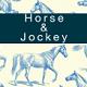 Horse and Jockey pub in Chorlton, logo