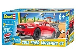 Revell 2015 Ford Mustang GT | Official Photo of the Kit