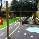 Nina's new nursery - outdoor area