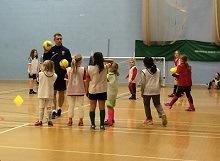 Didsbury Girls Football 2