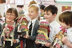 Art day at Stockport Grammar