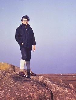 Michael Stevenson, 1964