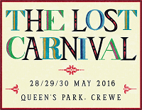 Lost Carnival 2016 Banner