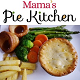 Mamas Pie Kitchen Logo and Meal with a Pie (thumbnail)