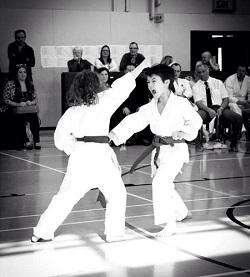 Hugo Whitehurst - sparring