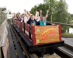 Antelope wooden coaster in Warrington
