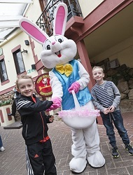 Gulliver's Easter at Matlock Bath