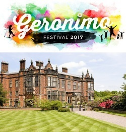 Geronimo Festival 2017 at Arley Hall, Cheshire