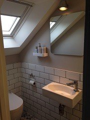 adding extra toilet into small space