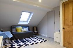 loft to bedroom conversion