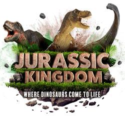 Jurassic Kingdom logo