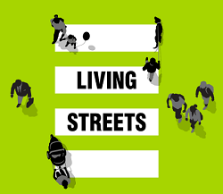 Living Streets Charity Logo