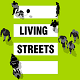 Logo for Charity Living Streets