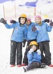 Skiing, snowboarding and REAL snow at Chill Factore