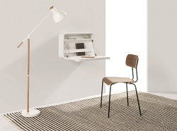 Esme wall desk from MADE