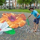 Sidewalk street chalk art - Jean Marc Navello, France