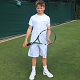 Oliver Critchley, 12-years old Manchester Grammar tennis star from Altrincham
