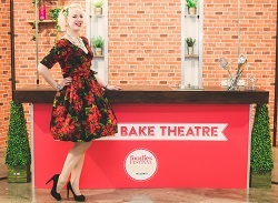 Bake Theatre at the Foodies Festival