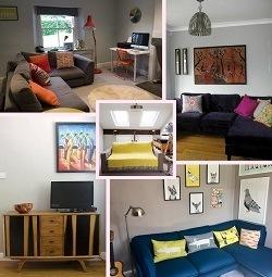 Cozy Lounge Interior Design Ideas